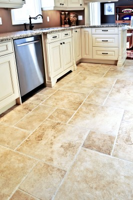 Winter Tile, Grout and Floor Care in the Home