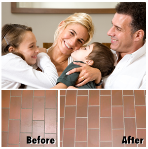 Grout Medic of Denver can make your grout look like new!