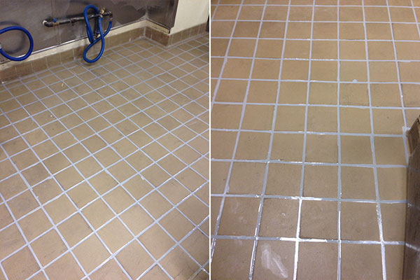 Hotel Monaco Grout Medic Project - Grouting Complete
