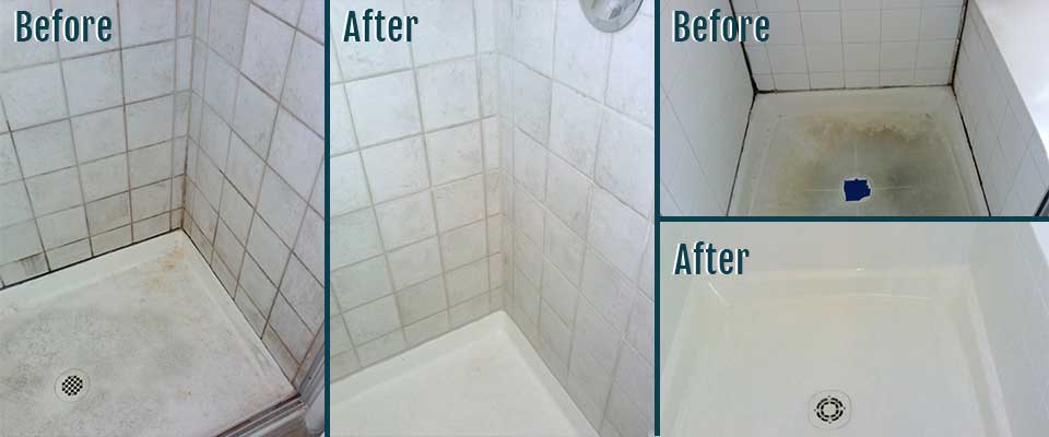 Grout Medic Denver Before and After