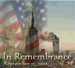 September 11th, 2001 In Honor of the Victims and the Heroes