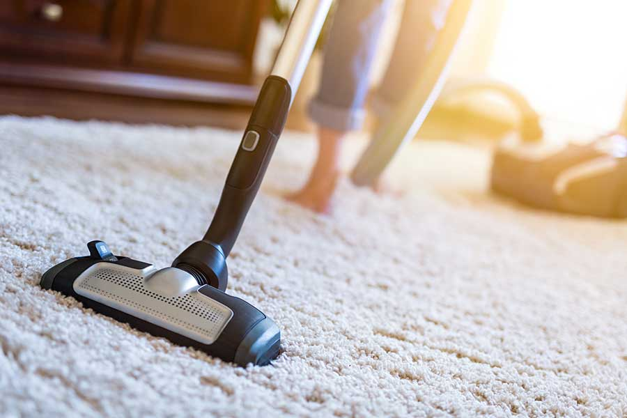 What is Involved in the Upkeep of Carpet