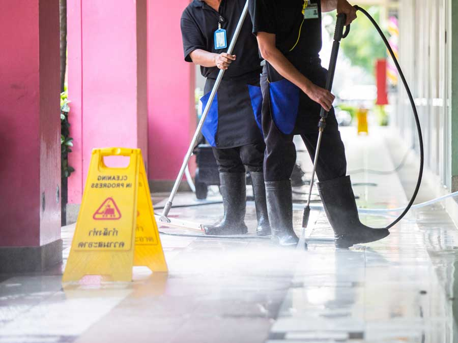Reasons Businesses Should Take Advnatge of Power Washing