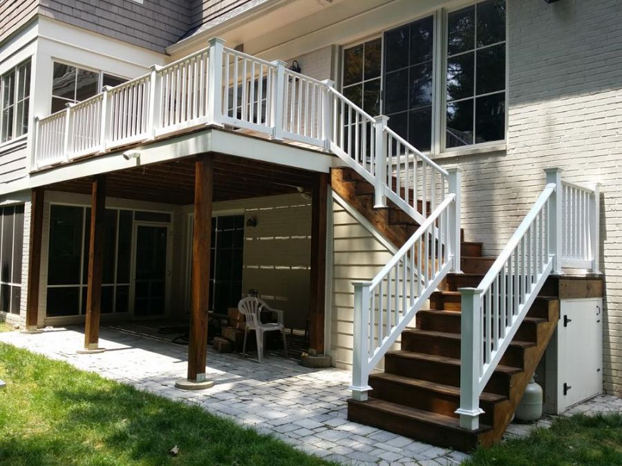 Deck Cleaning & Sealing, Deck Treatments, Power Washing in VA, MD, DC
