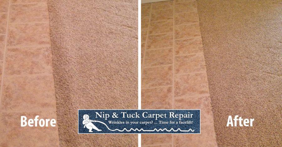 Niptuck Carpet Repair Services In Greenwood Village
