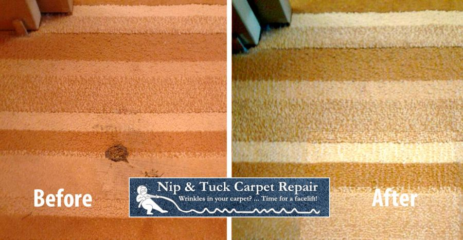 Denver, Colorado and Surrounding Areas Carpet Patching and Repair