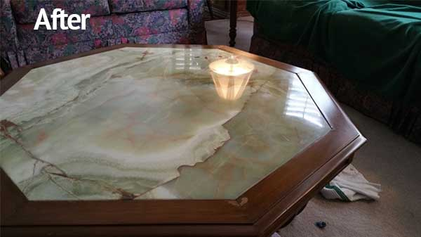 project profile onyx table repair - Stone Restoration Works Blog