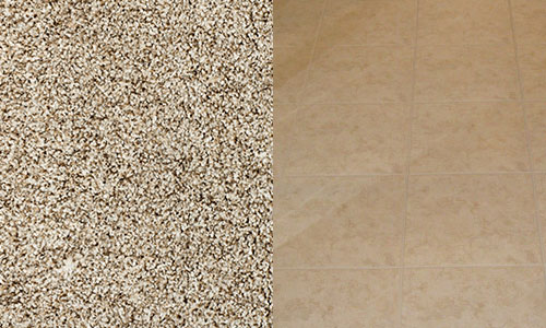 Should You Pick Tile or Carpet