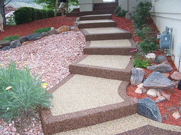 Benefits of a Natural Stone Pathway