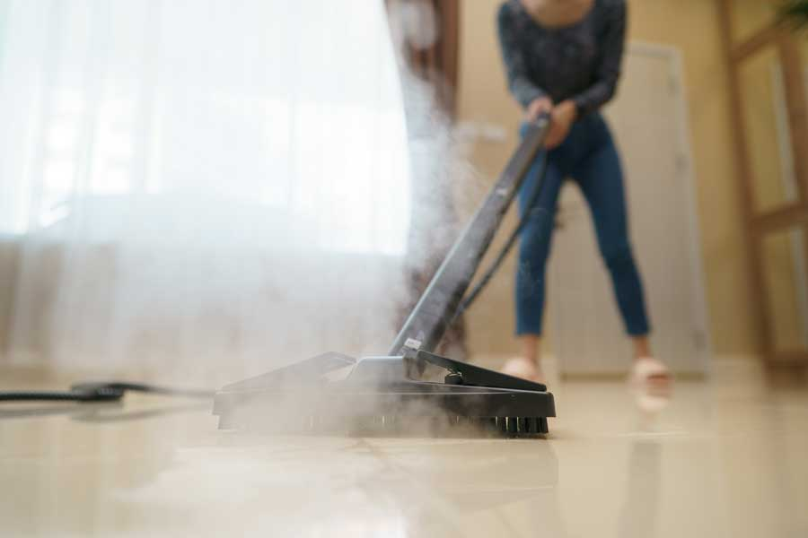 Benefits of Steam Cleaning Your Tile and Grout